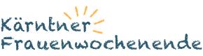 Logo Kärntner Frauenwochenende