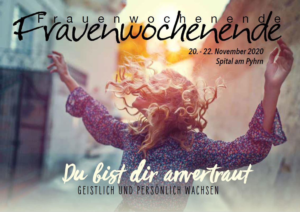 Einladung zur ARGEGÖ Frauenfreizeit Region Steiermark 2019