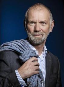 Portraitfoto vom Vortragenden Paul Donders